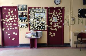 C'est non aux offres à l'école Sainte-Bernadette-Soubirous