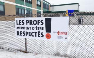 Alors que celles et ceux de l'école Sainte-Odile, dès le lendemain, ont bénéficié de conditions plus douces.