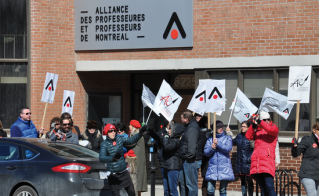 Au secrétariat de l'Alliance (YP)